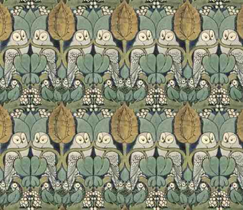 Nook Cranny Spring theme bird wallpaper 500x431