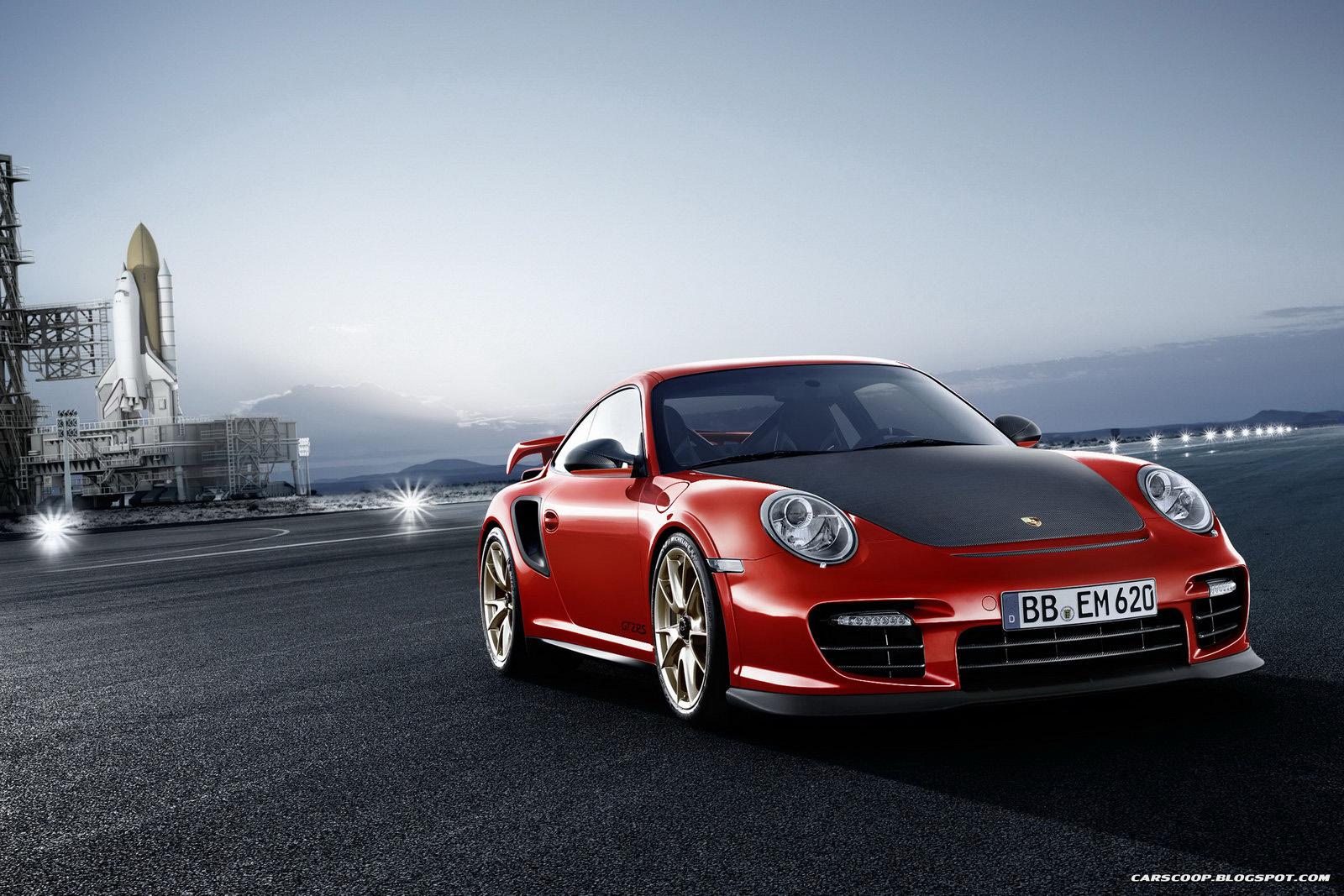 Porsche 911 GT2 RS Wallpaper 1600x1067