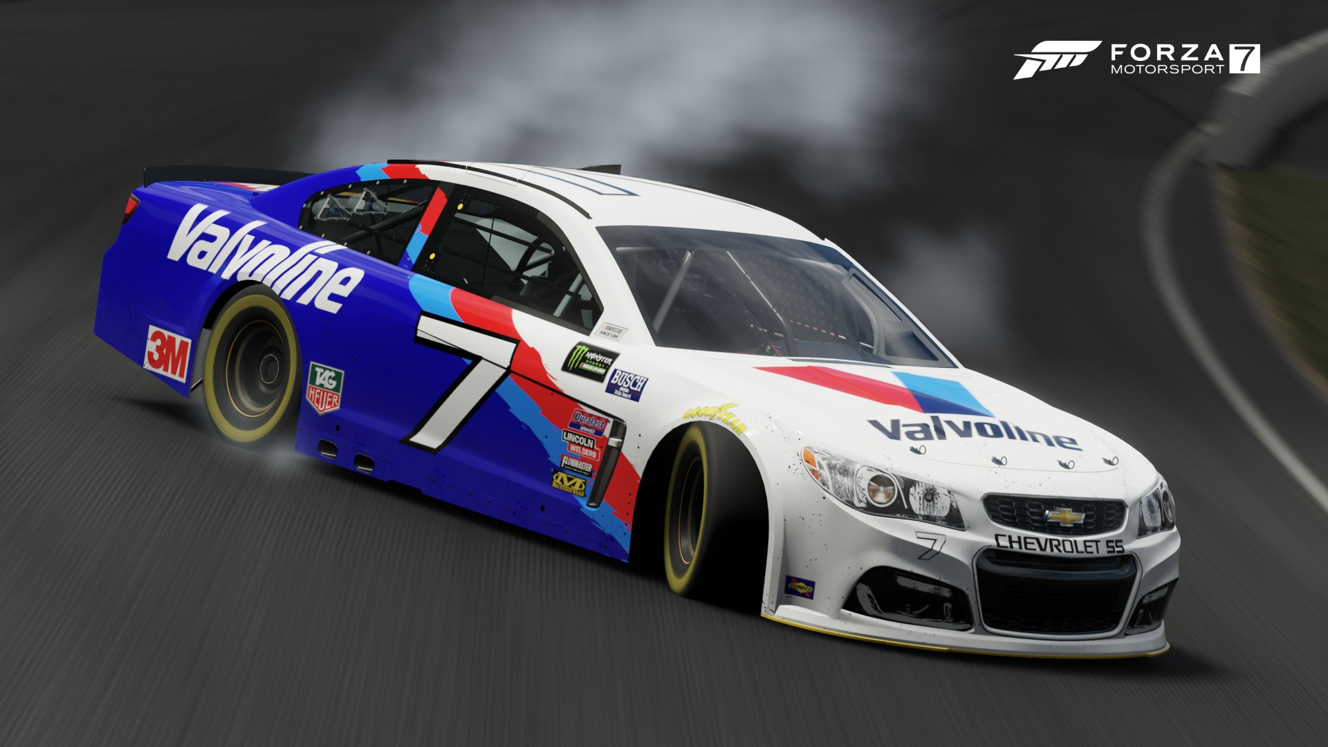 Complete   Pintys Car Request   Valvoline Stunod Racing 1920x1080