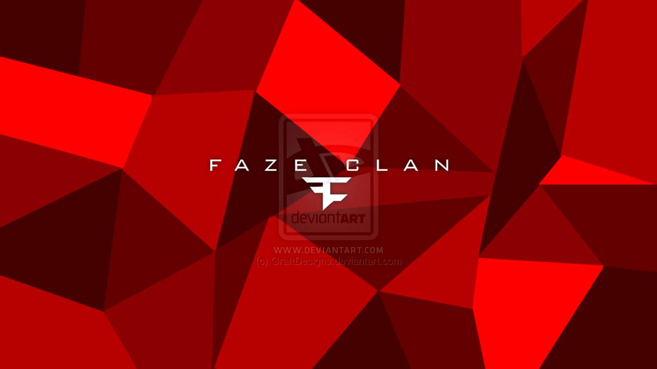 Faze Clan Logo Wallpaper Hd Faze clan background by 1280x720