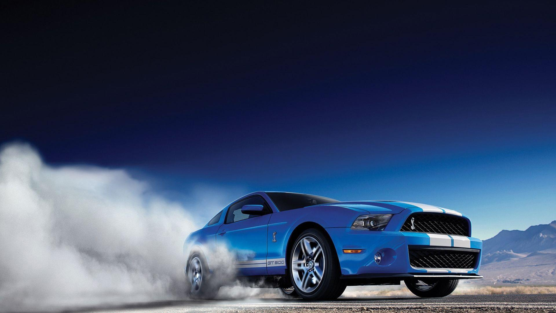 2015 Ford Mustang Shelby Wallpapers 1920x1080
