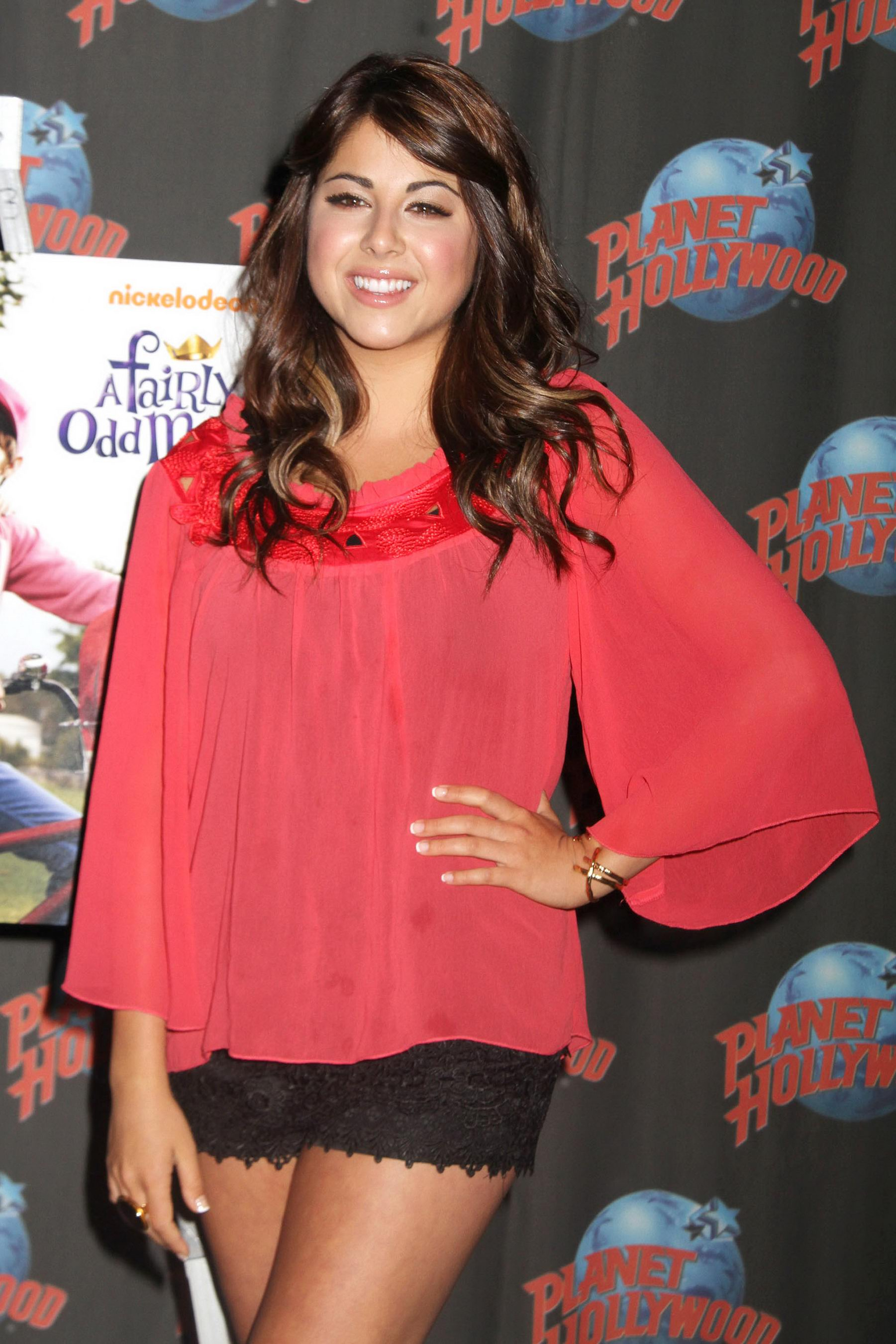 Daniella Monet images Planet Hollywood Times Square 2011 HD wallpaper 1801x2700