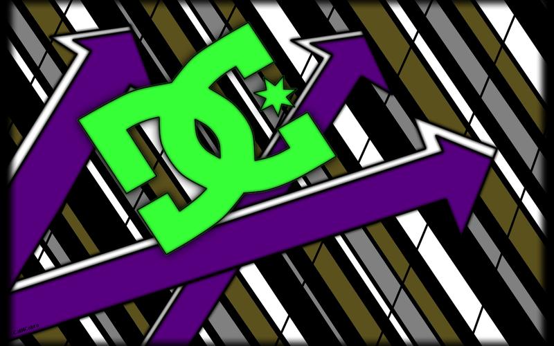Wallpapers Dc shoes logo   Imagui 800x500