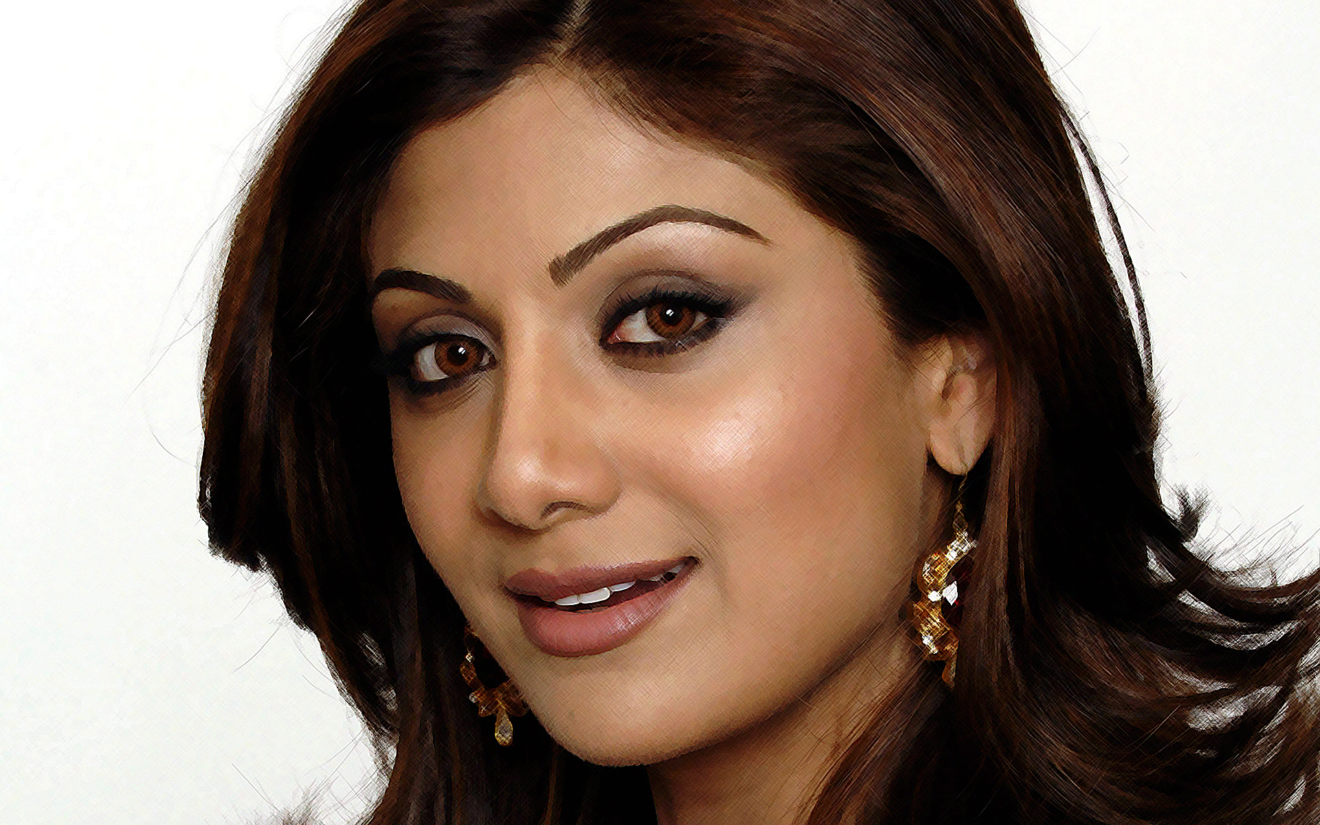 Bollywood Actress Shilpa Shetty Full HD Wallpapers Only 1920x1200