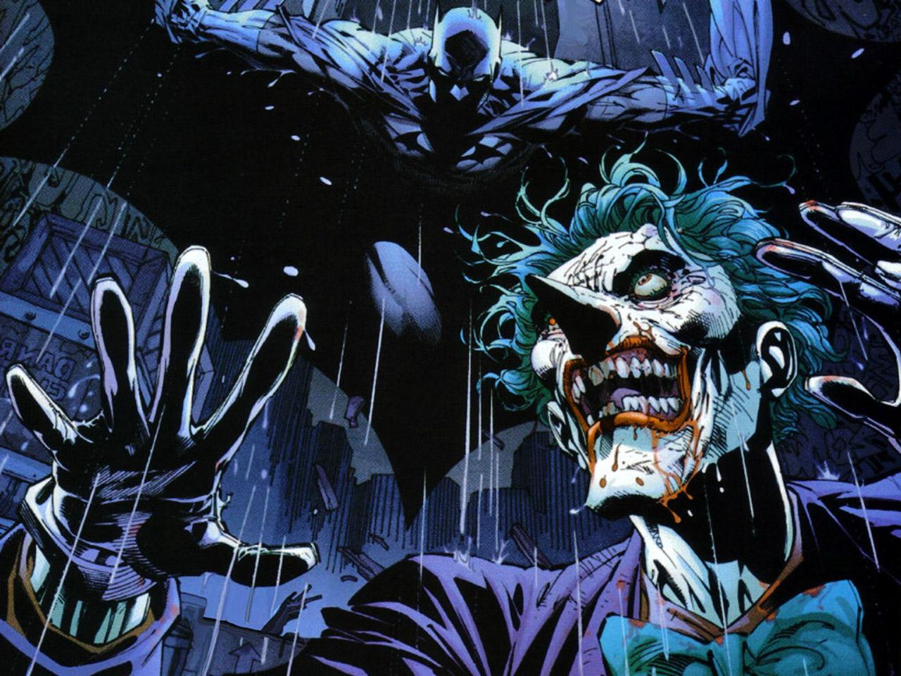 The Joker Comic Wallpaper   wallpaper 1280x960