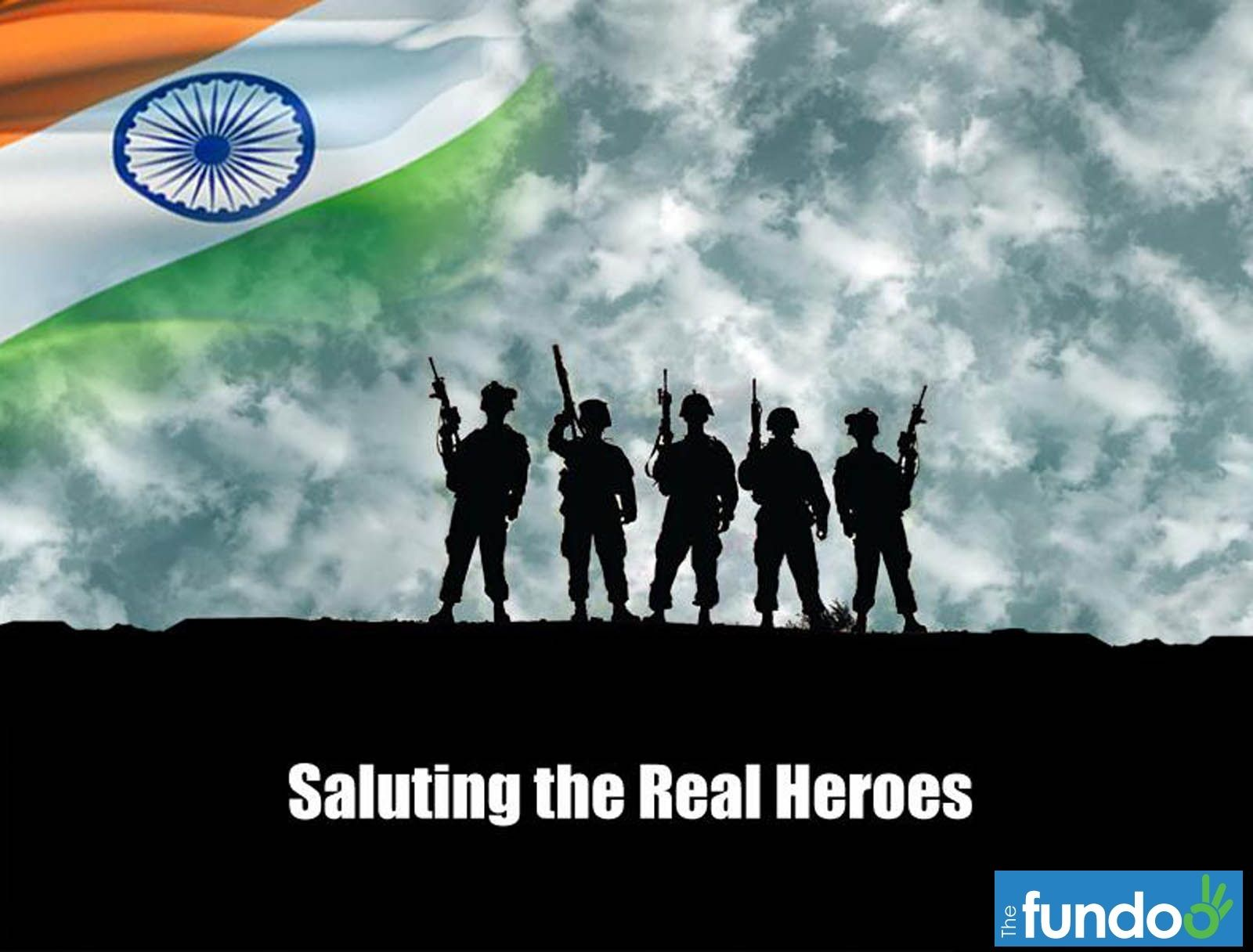 We salute to the real heroes of India on the occasion of 1600x1216