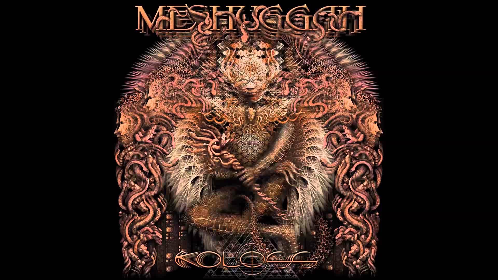 Meshuggah Wallpapers 1920x1080