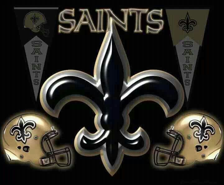 Saints Wallpaper Saints FanaticLSU Fan Pinterest 720x595
