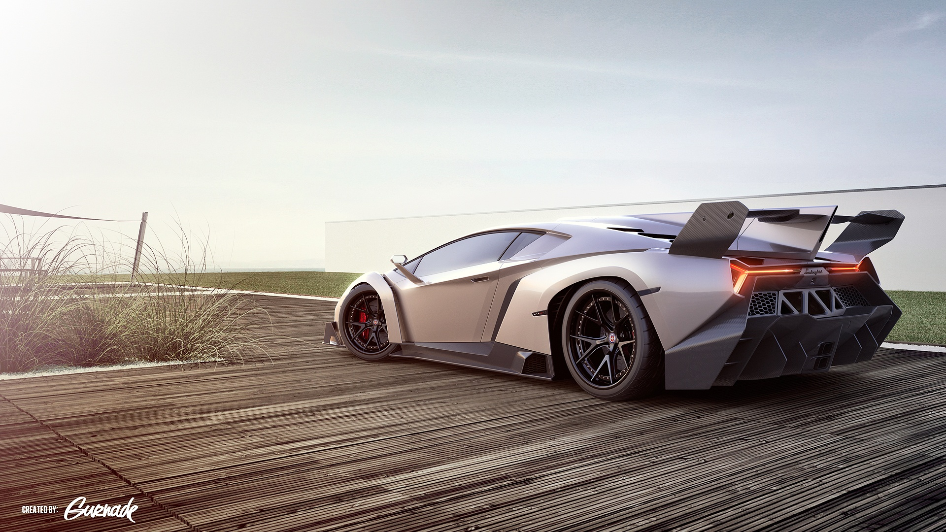 Lamborghini Veneno Sports Car Wallpapers HD Wallpapers 1920x1080