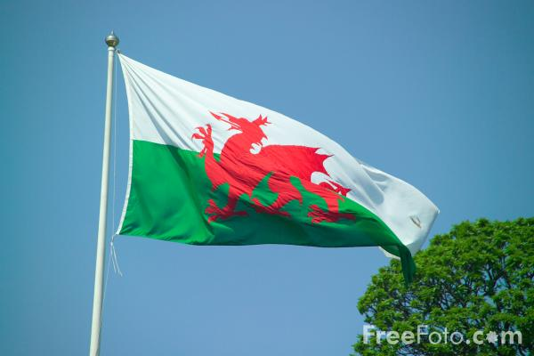 The Welsh Flag HD Walls Find Wallpapers 600x400