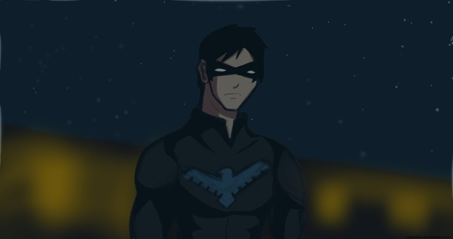 Nightwing Young Justice Nightwing young justice 900x474