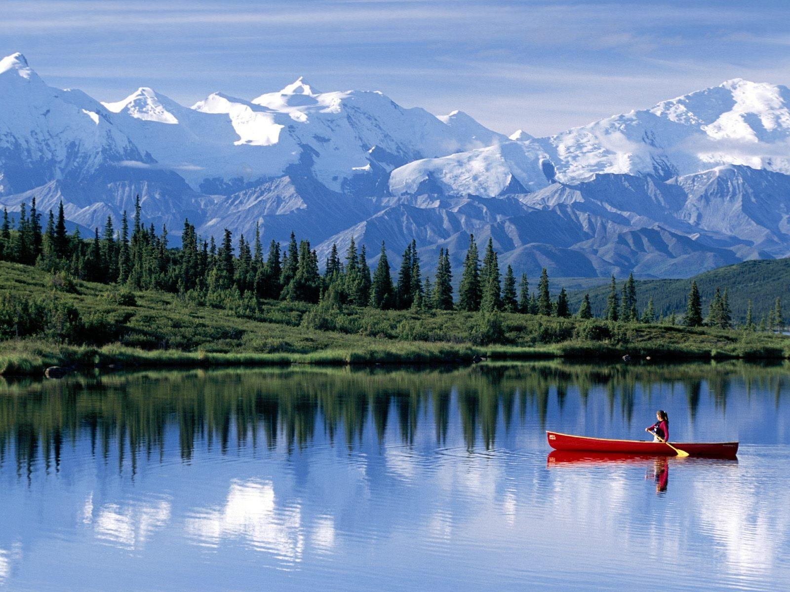 Alaska Wallpapers 1600x1200