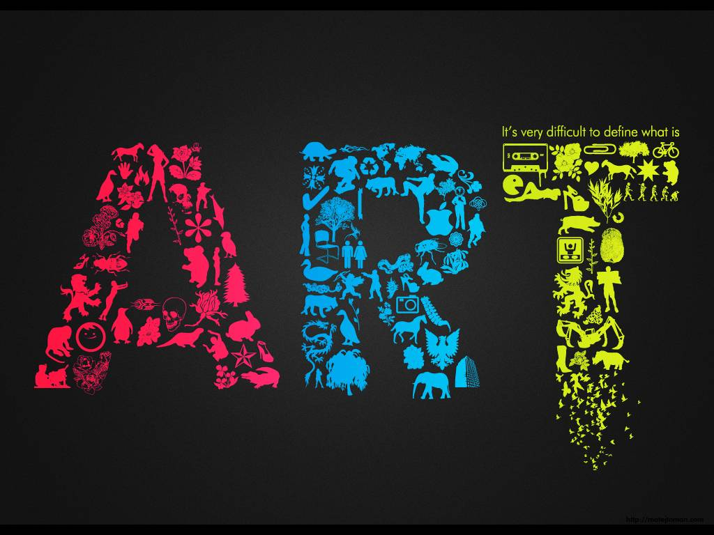 Art   ART Wallpaper 1024x768