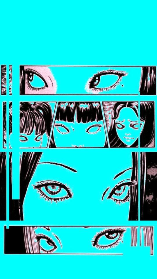 junji ito manga Tumblr 540x960