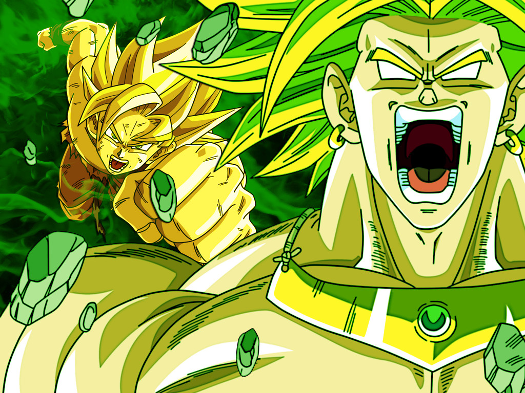 Free Download Photos Dragon Ball Z Broly The Legendary Super