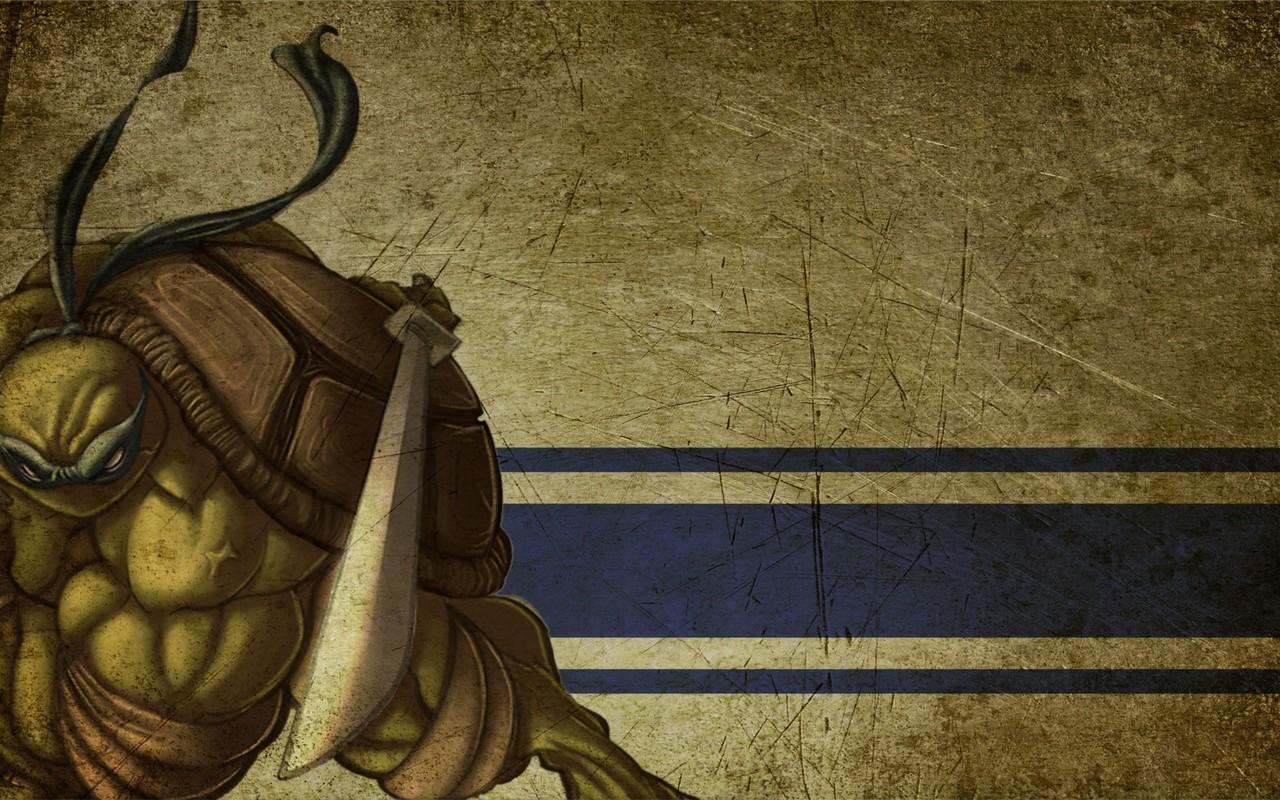 Leonardo   Teenage Mutant Ninja Turtles wallpaper 4800 1280x800
