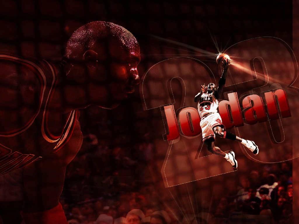 Michael Jordan Wallpaper cool   Chicago Bulls Wallpaper 1024x768