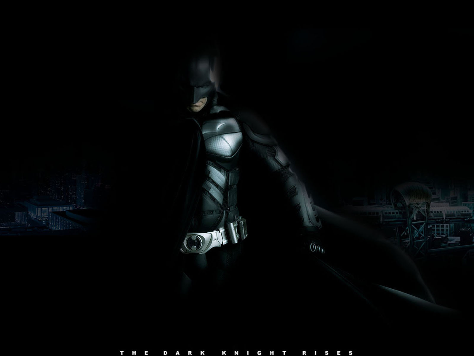 Dark Night Hd Wallpaper 1600x1200