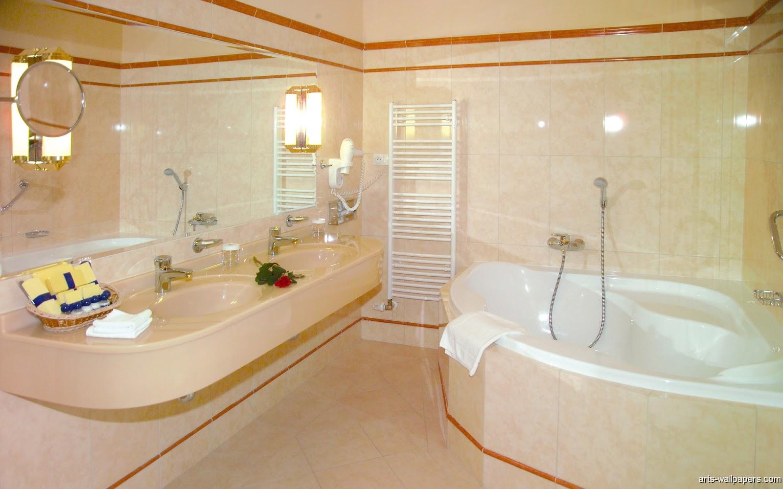 50 B Q Bathroom Wallpaper On Wallpapersafari