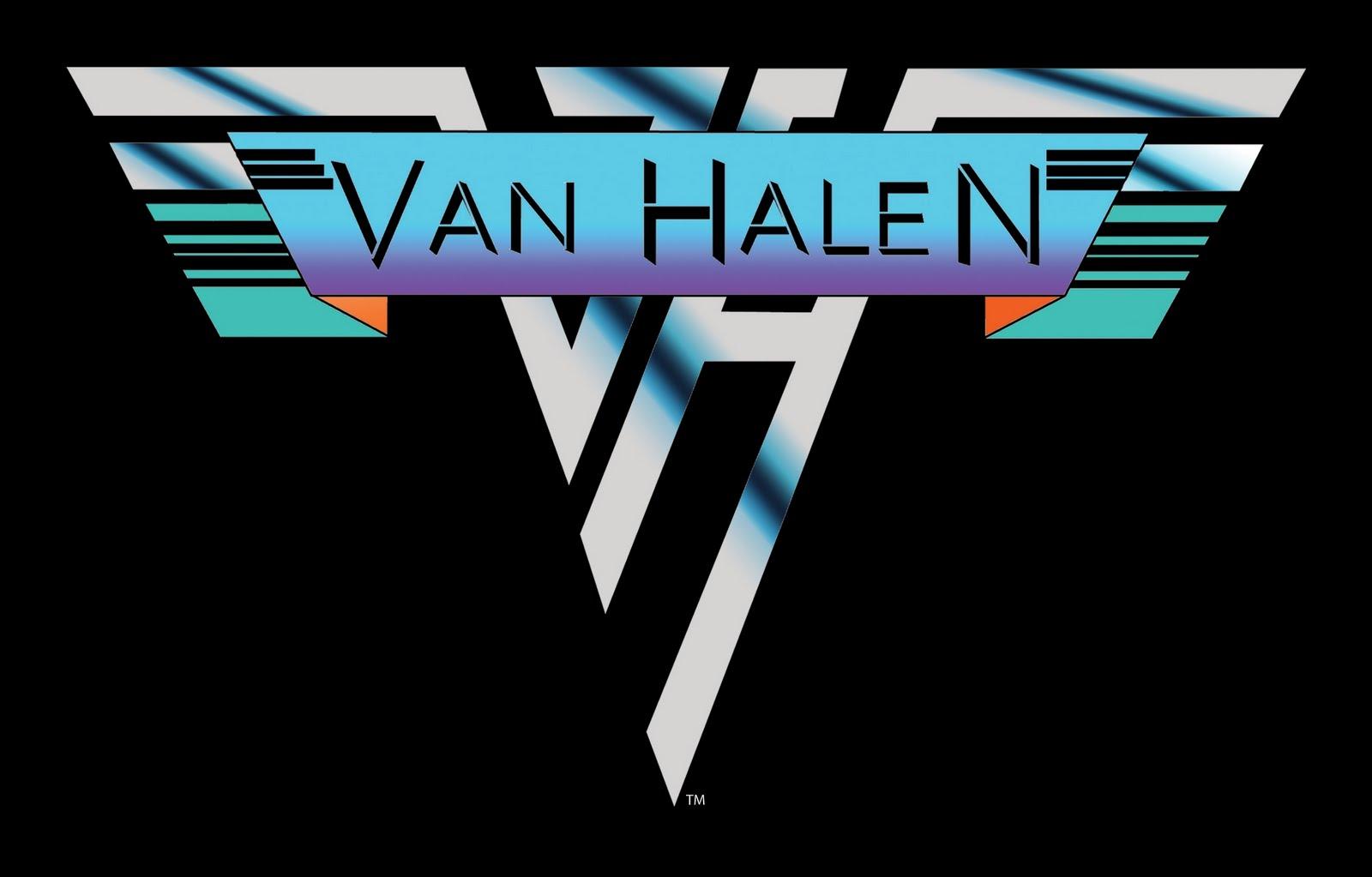 Free Van Halen Logo Wallpapers - WallpaperSafari