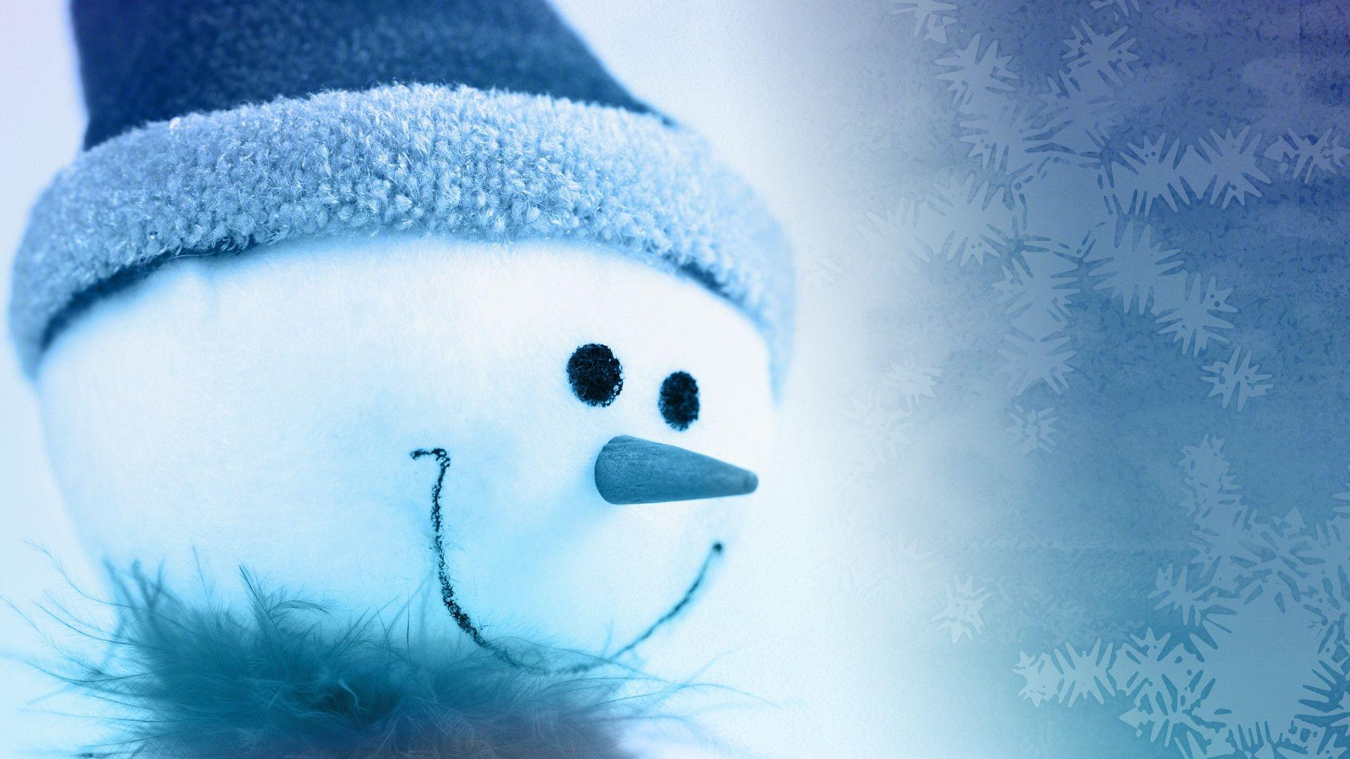 Snowman Desktop Wallpapers 1920x1080