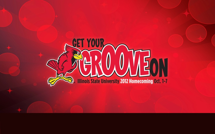 On Illinois State University Homecoming 2012 desktop wallpaper 736x460
