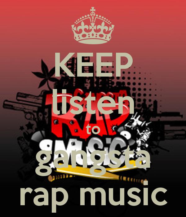Gangster Rap Wallpaper Keep listen to gangsta rap 600x700