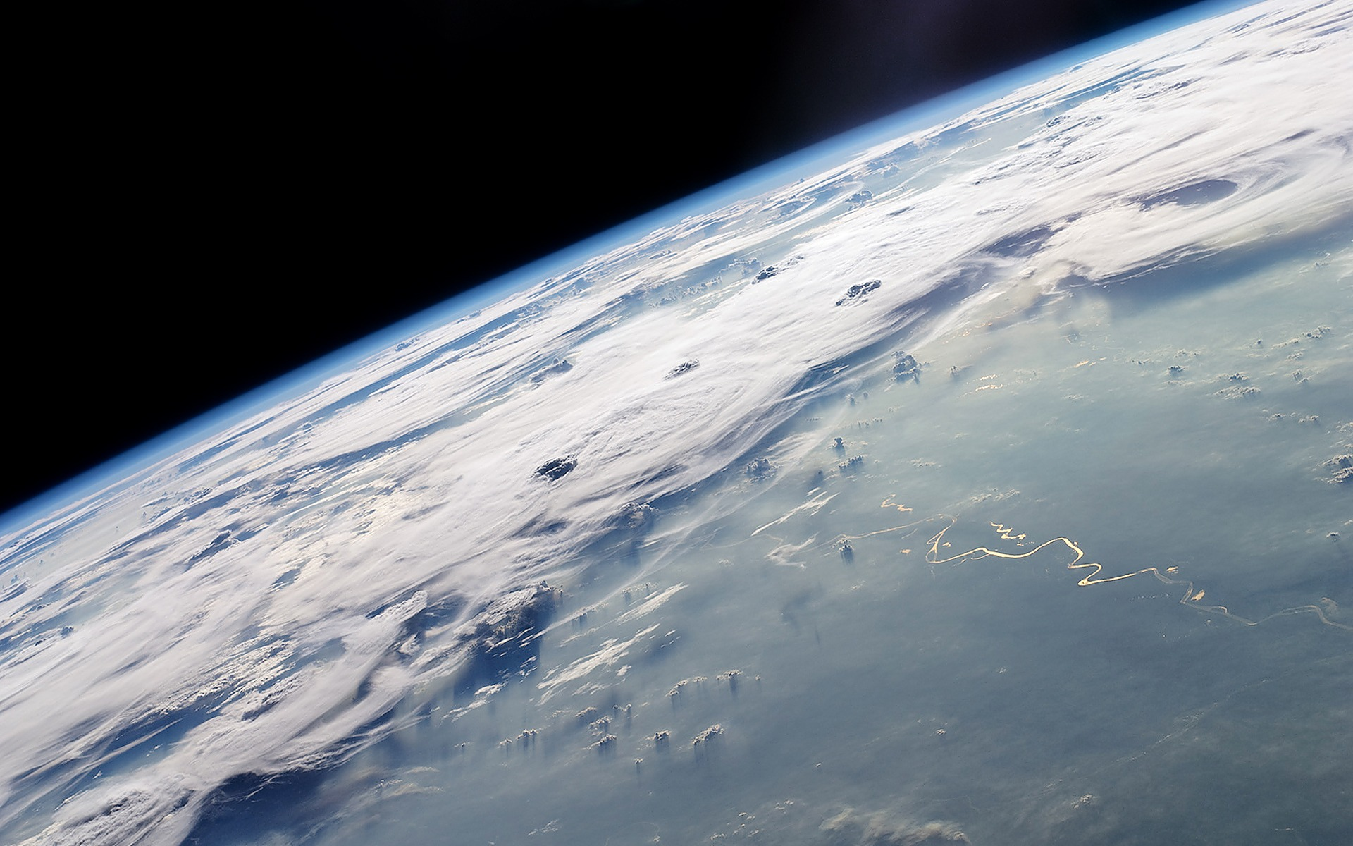 1920x1200 Earth from space desktop PC and Mac wallpaper