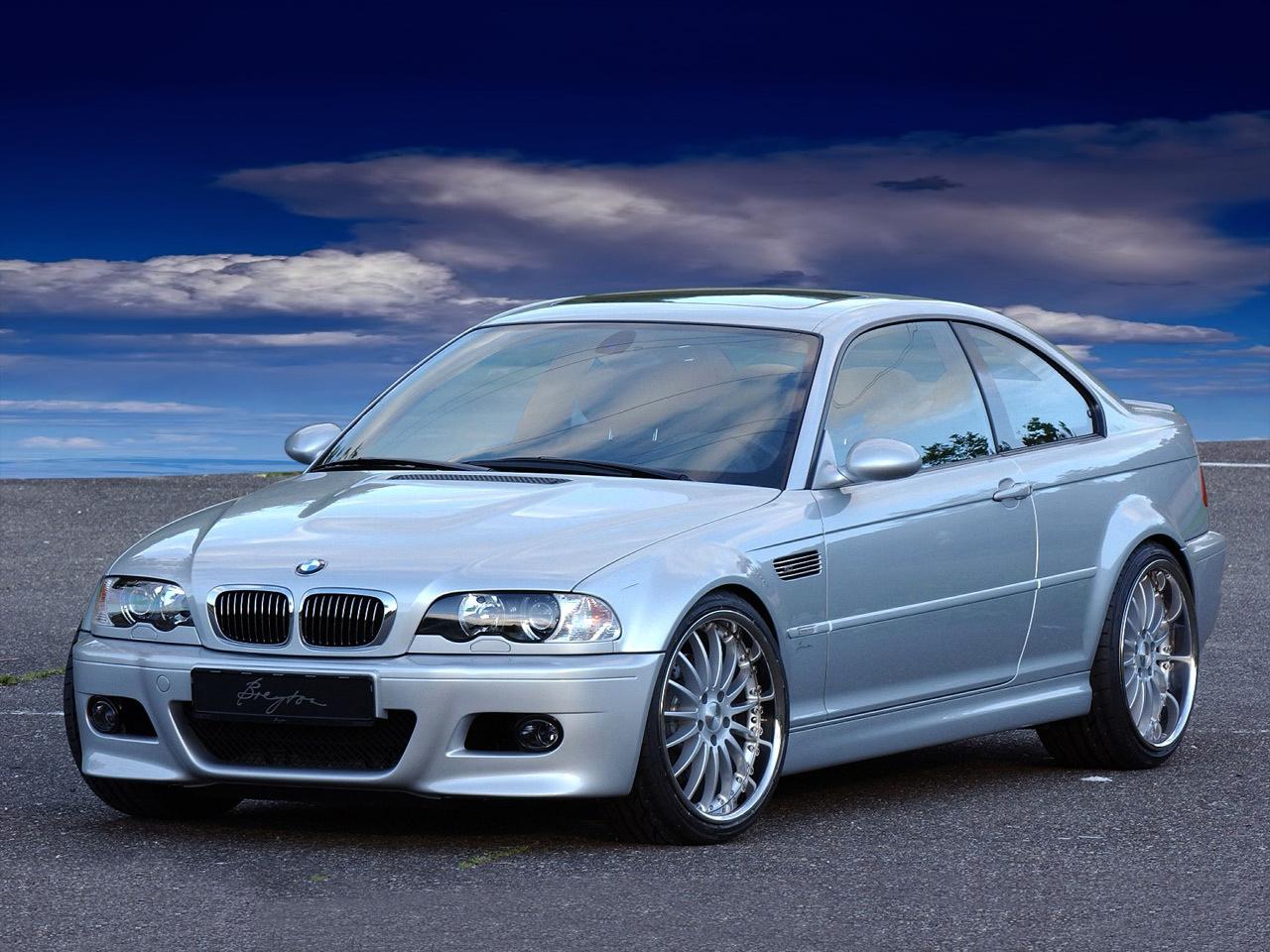 BMW M3 Coupe Breyton E46 Bmw m3 wallpaper 1280x960