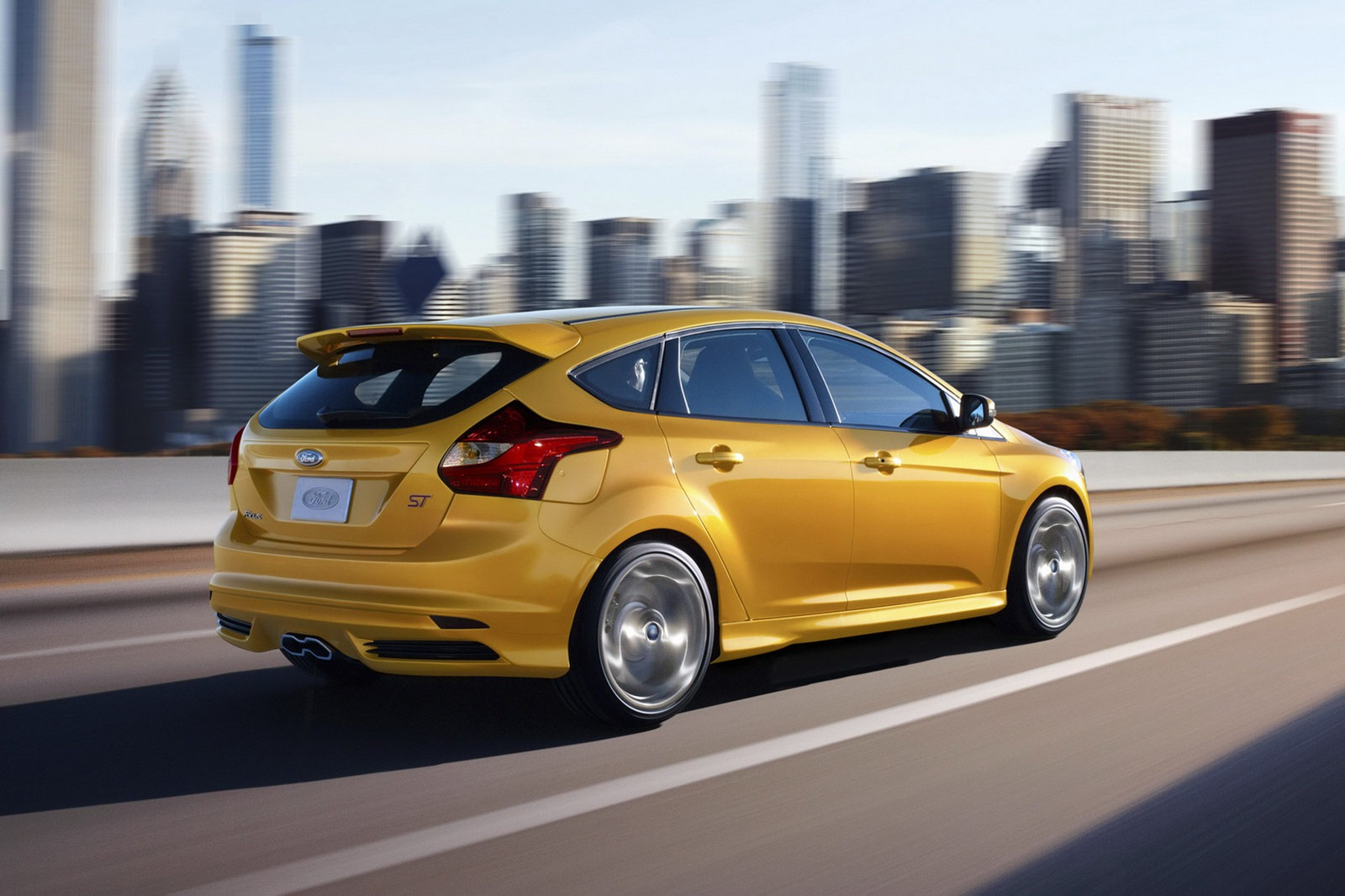 2013 Ford Focus ST Wallpapers Car Walls 1600x1066