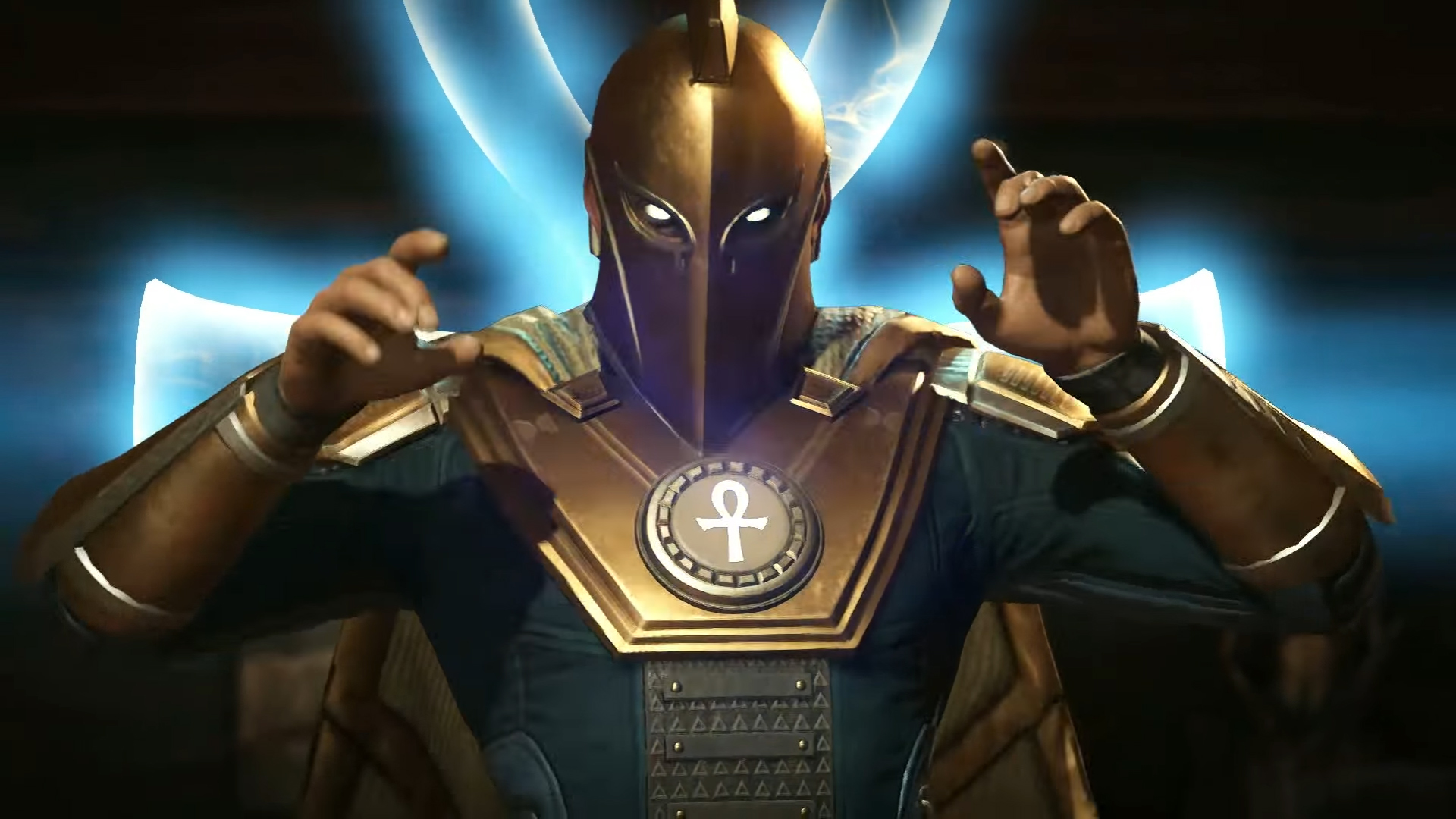 Injustice 2 Gets Mystical As Dr Fate Has Officially 1920x1080