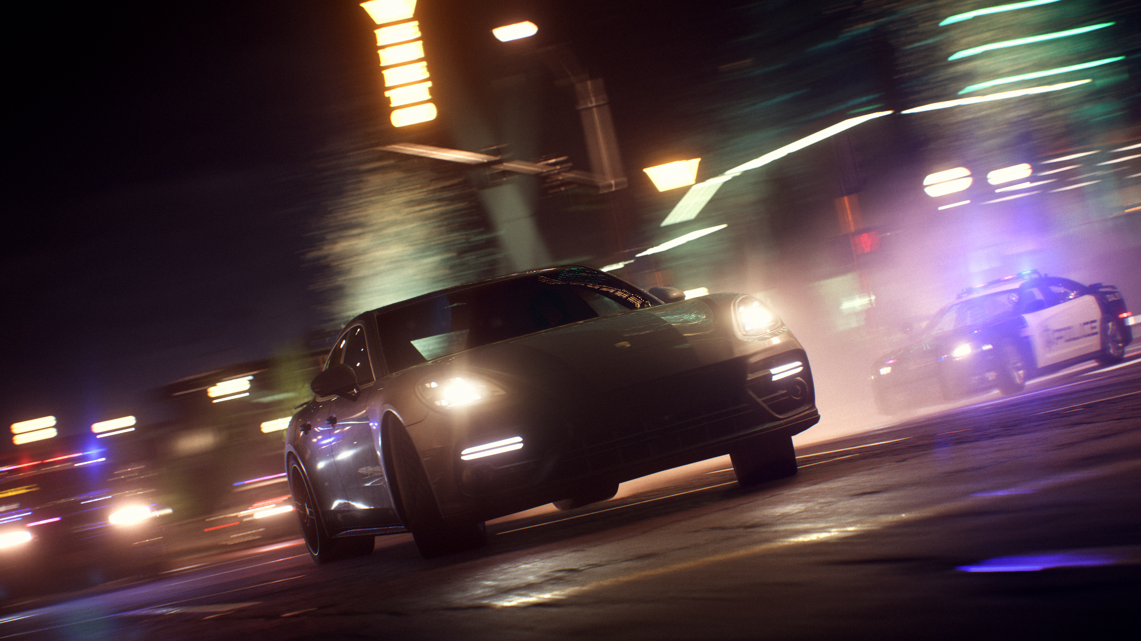 EAs new Need for Speed Payback looks very fast and 3840x2160