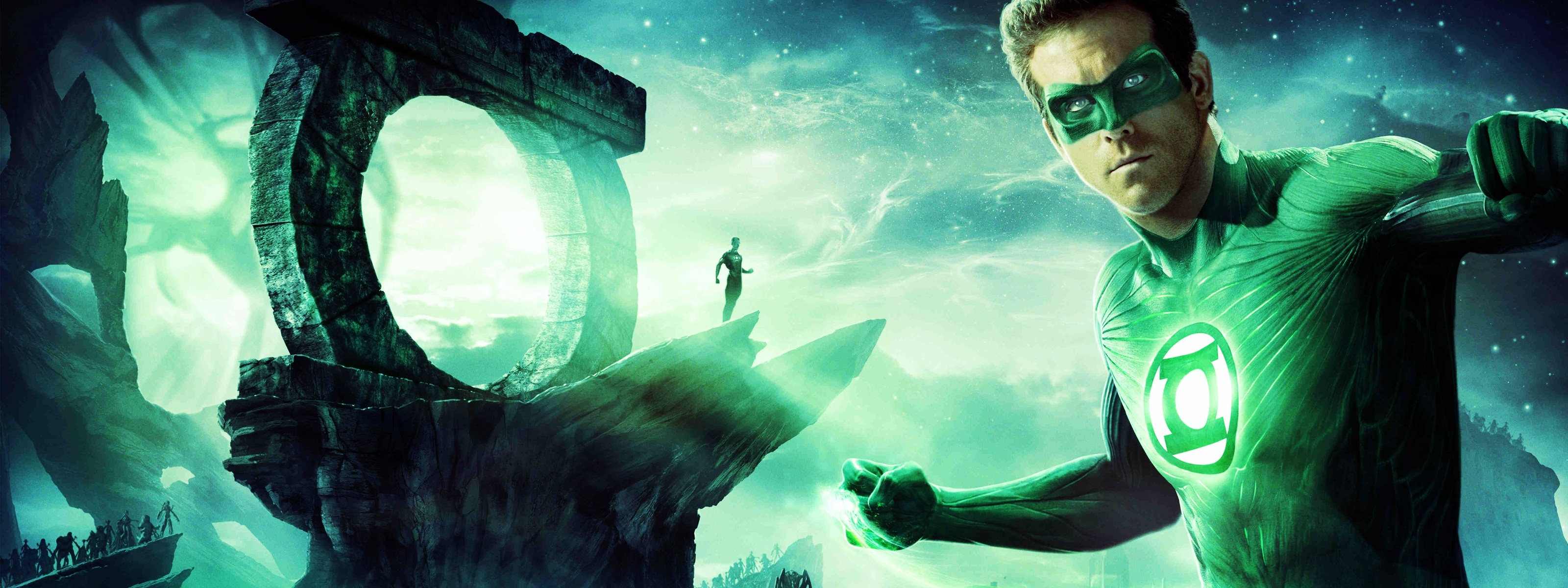 Green Lantern 2011 Movie Wallpapers HD Wallpapers 3200x1200