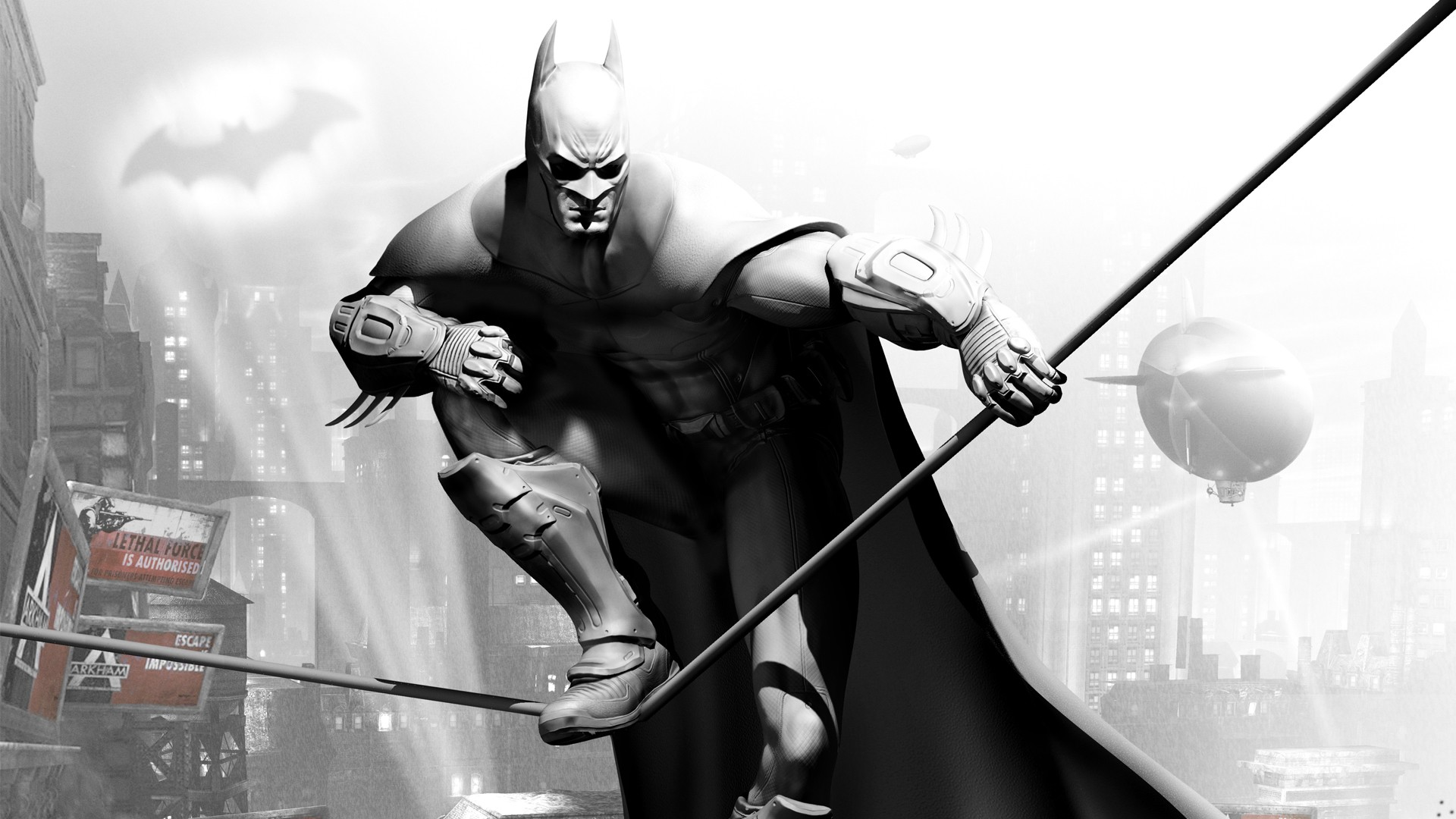 Explore the Collection Batman Video Games Batman Arkham City 408819 1920x1080