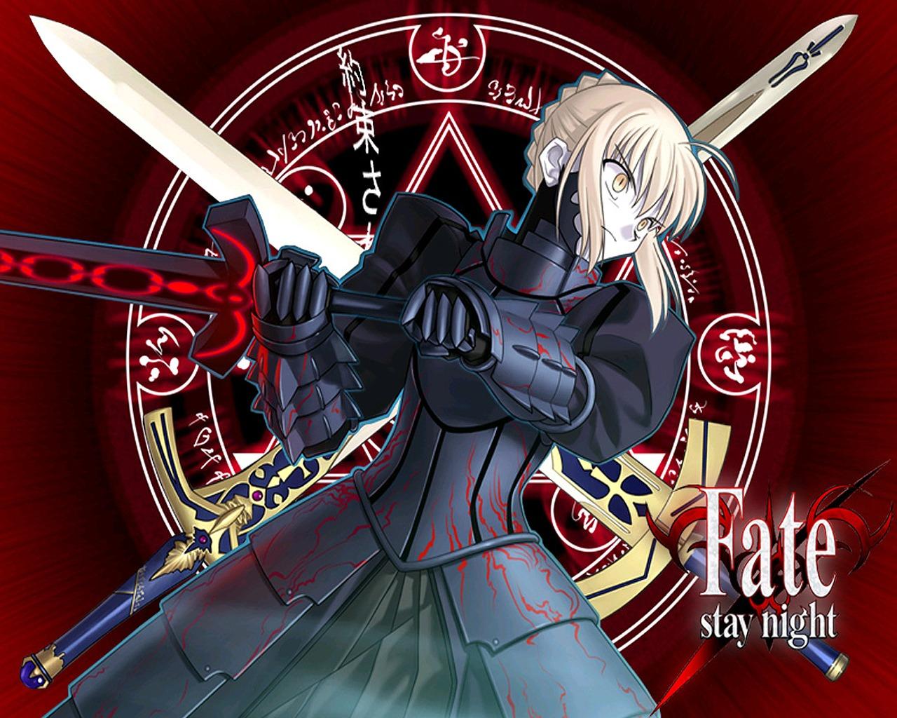 fate staynightfate stay night UBW 1280x1024