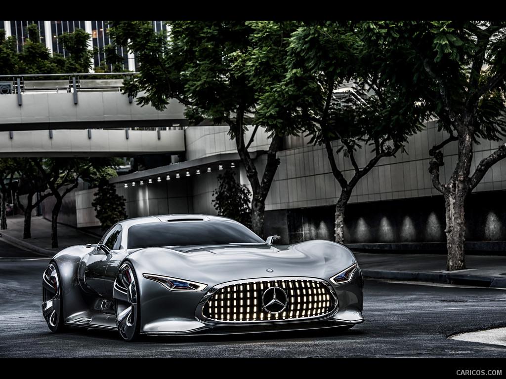 Mercedes Benz Silver Lightning Interior   image 143 1024x768
