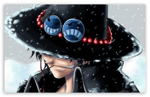 Ace One Piece HD wallpaper for Standard 43 54 Fullscreen UXGA XGA 510x330