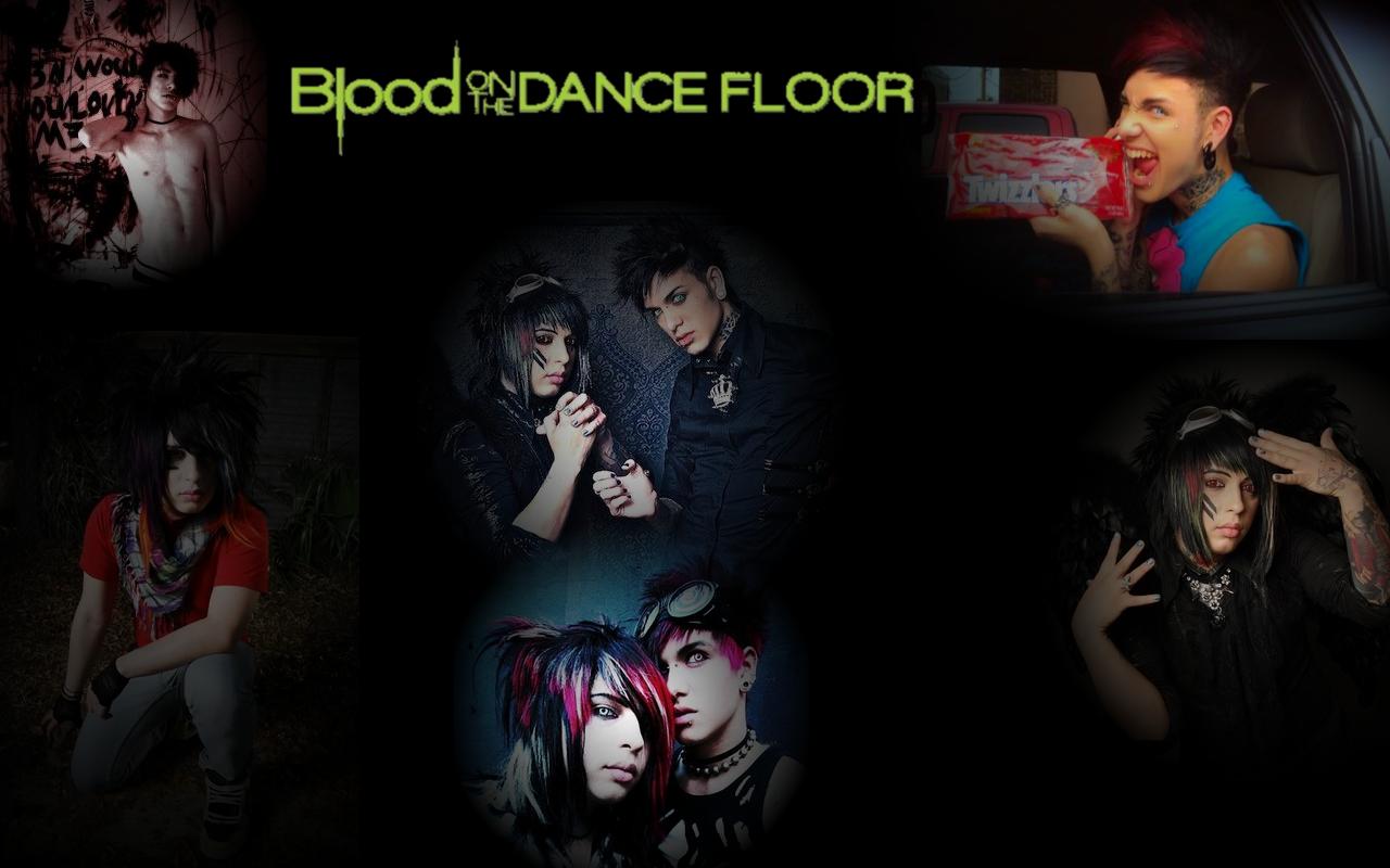 BODF WALLPAPER   Blood on The Dance Floor Wallpaper 1280x800