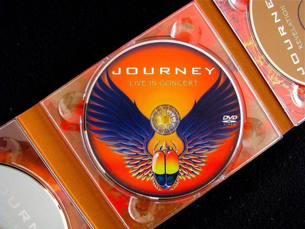 Journey Band Wallpapers 1024x768