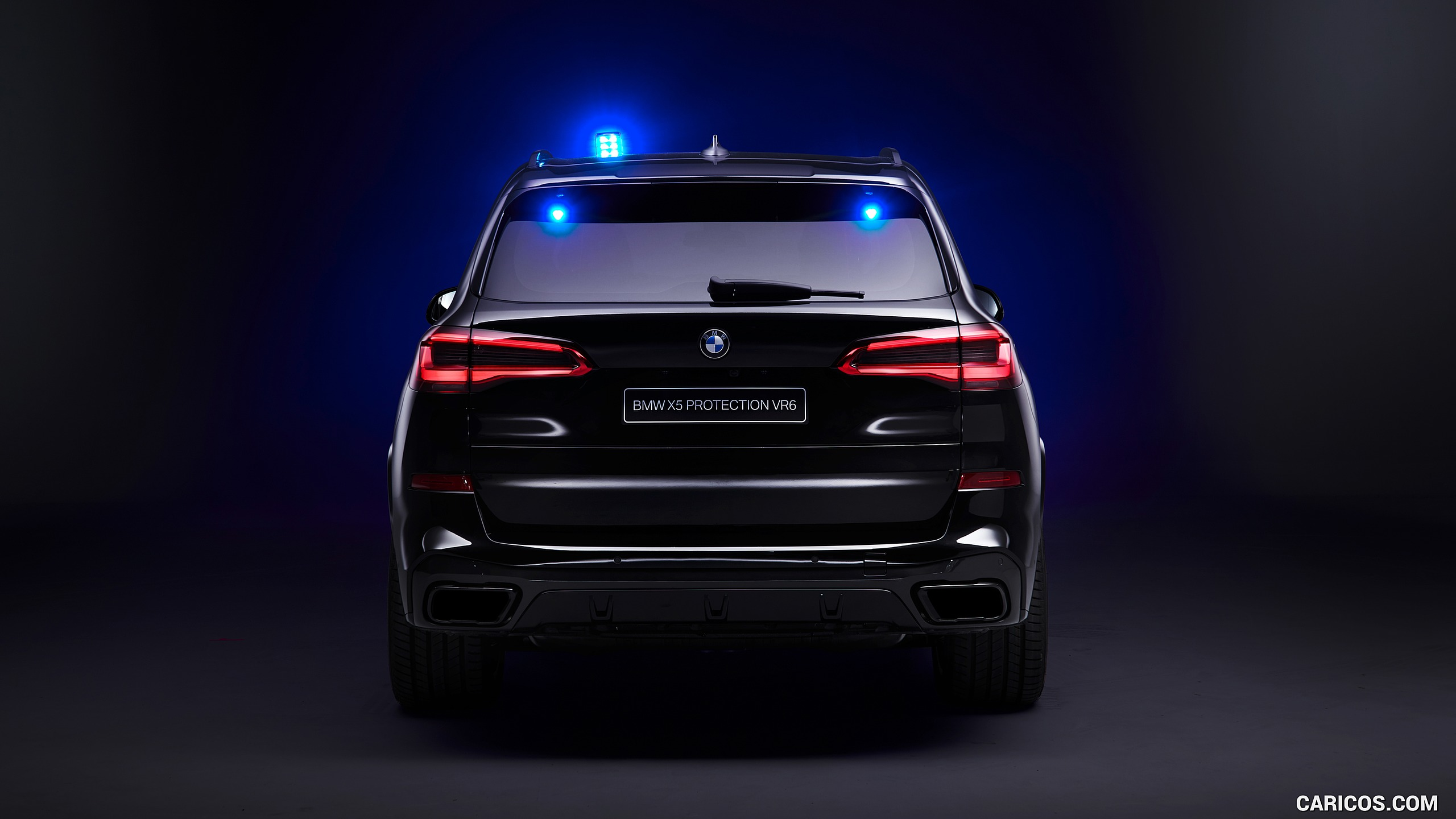 2020 BMW X5 Protection VR6 Armored Vehicle   Rear HD Wallpaper 14 2560x1440