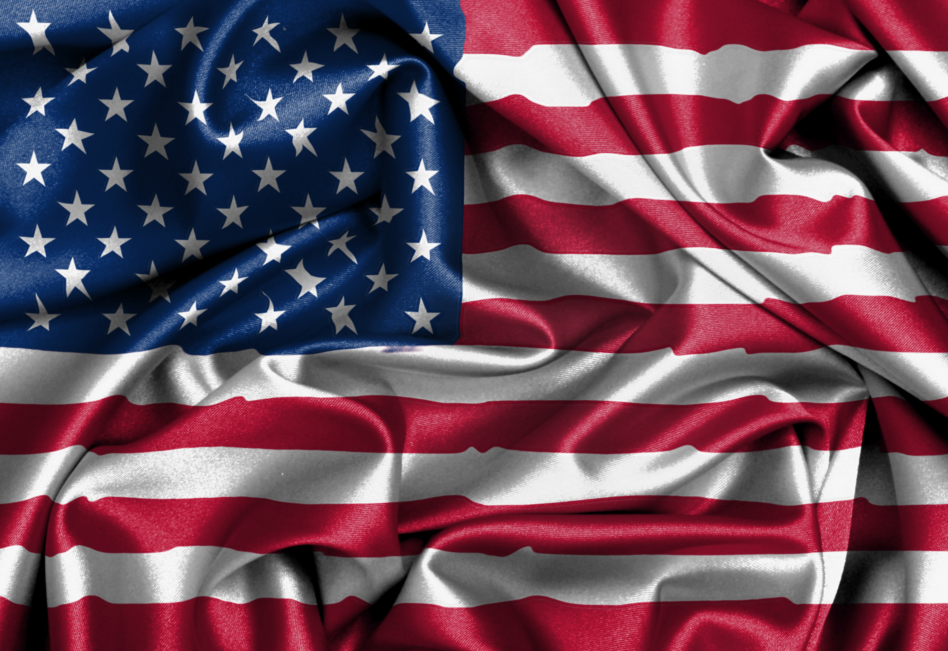 American Flag Backgrounds 3701x2543