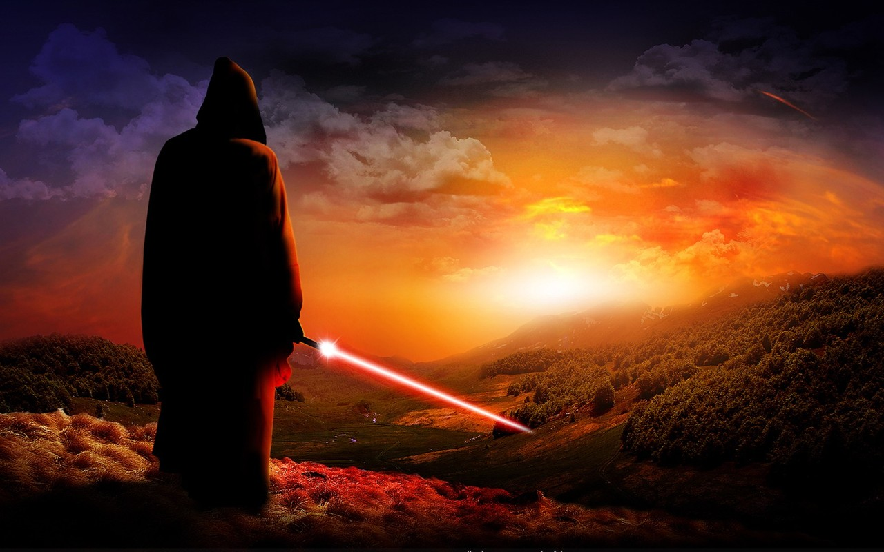 Jedi   Star Wars wallpaper 5835 1280x800