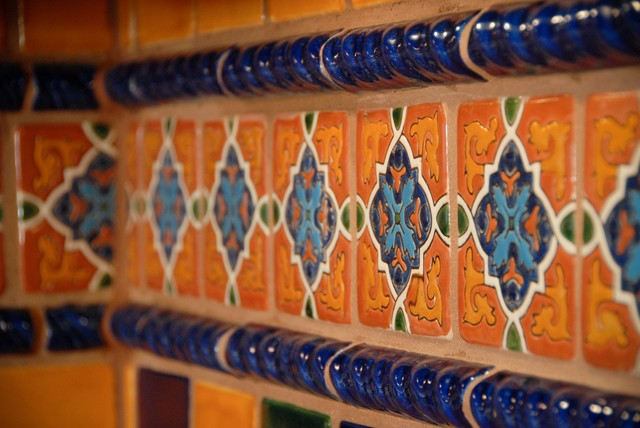 Mexican Kitchen Tiles 640x428