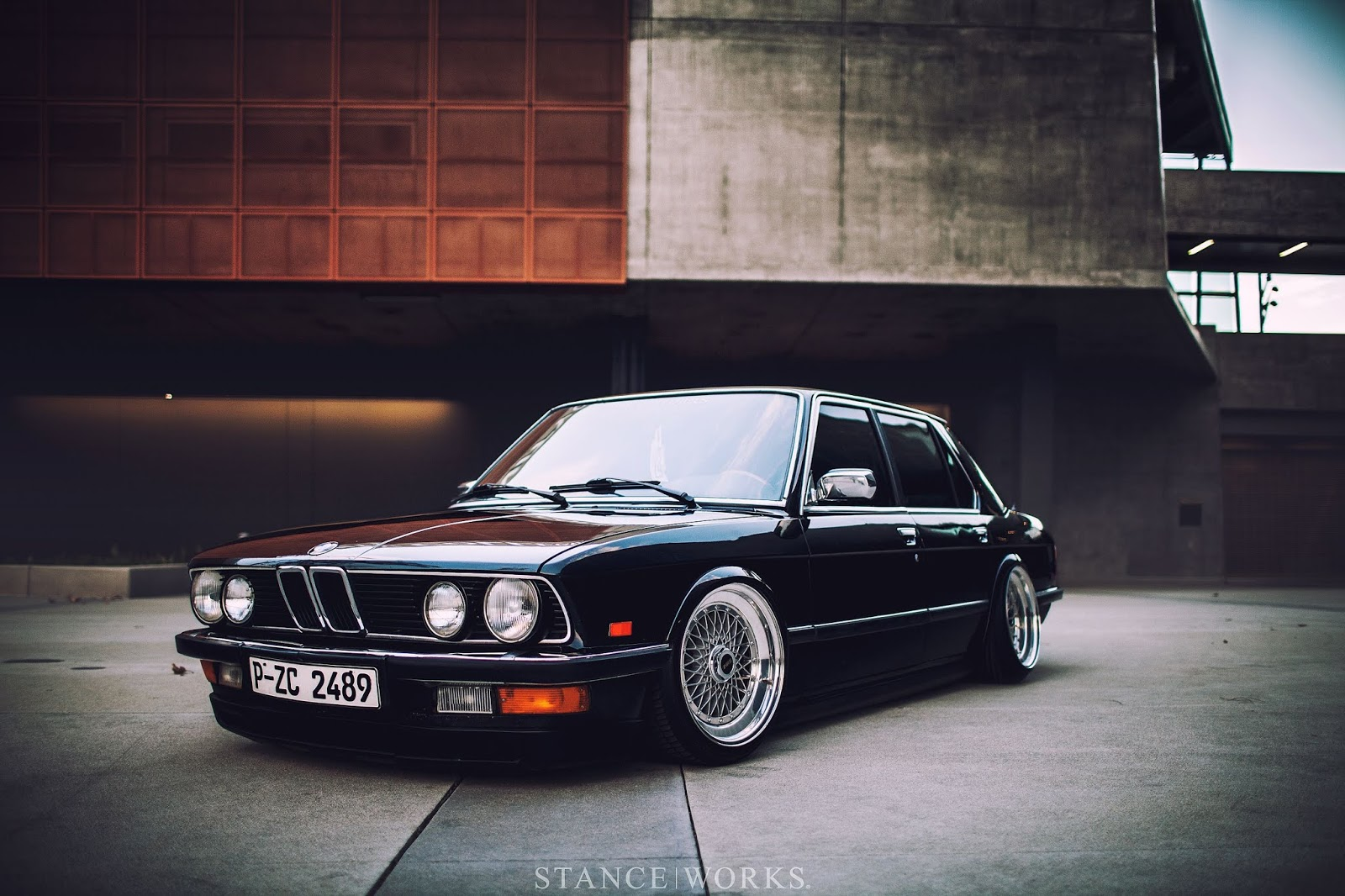 41 BMW E28 Wallpapers WallpaperCarax 1600x1066