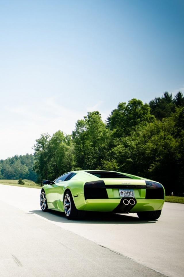 Lamborghini Supercars Mobile Wallpaper   Mobiles Wall 640x960
