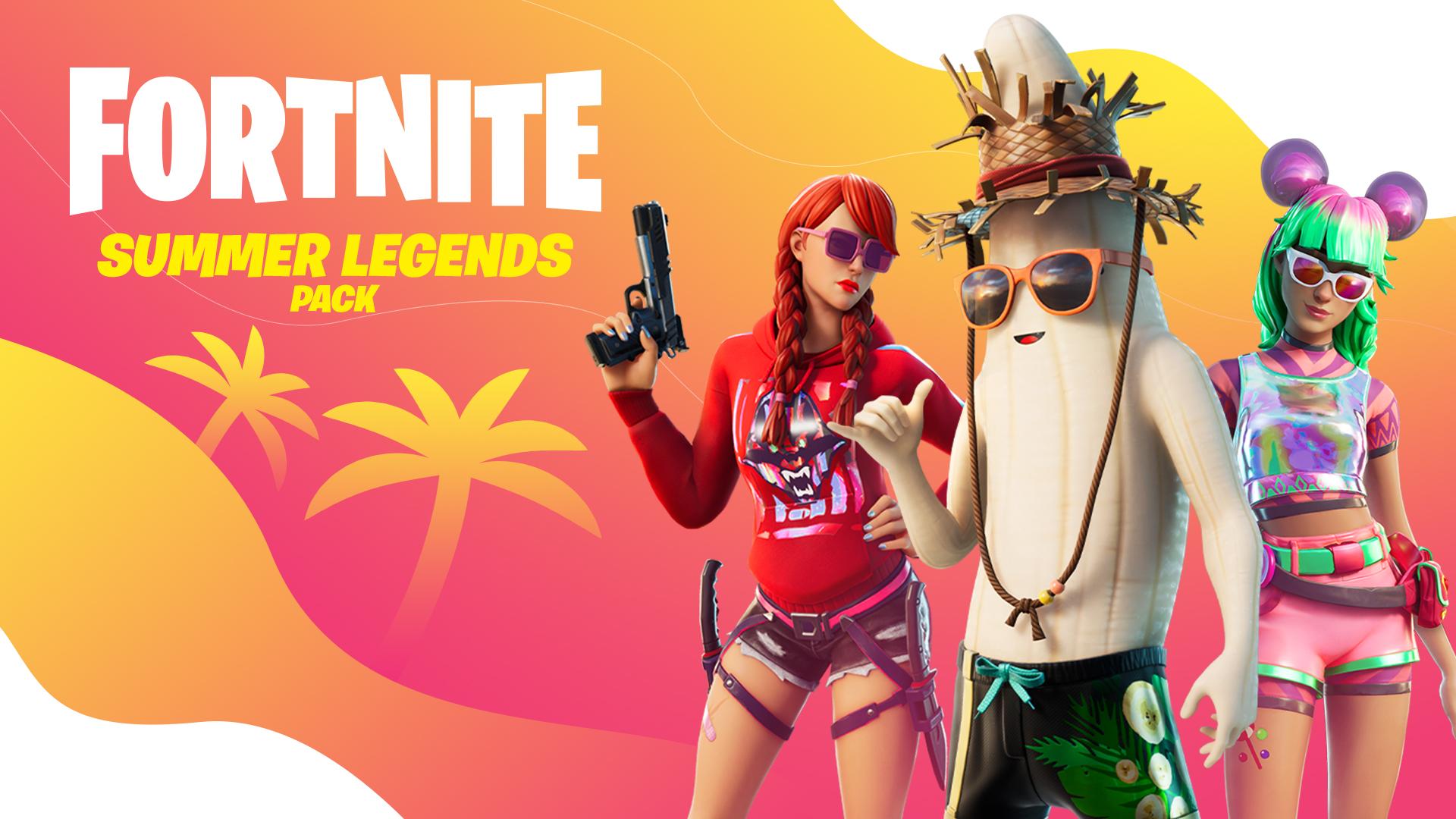 Fortnite   Summer Legends PackFortniteNintendo SwitchNintendo 1920x1080