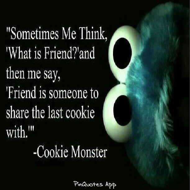 Iphone Screensavers: Funny Cookie Monster Wallpaper