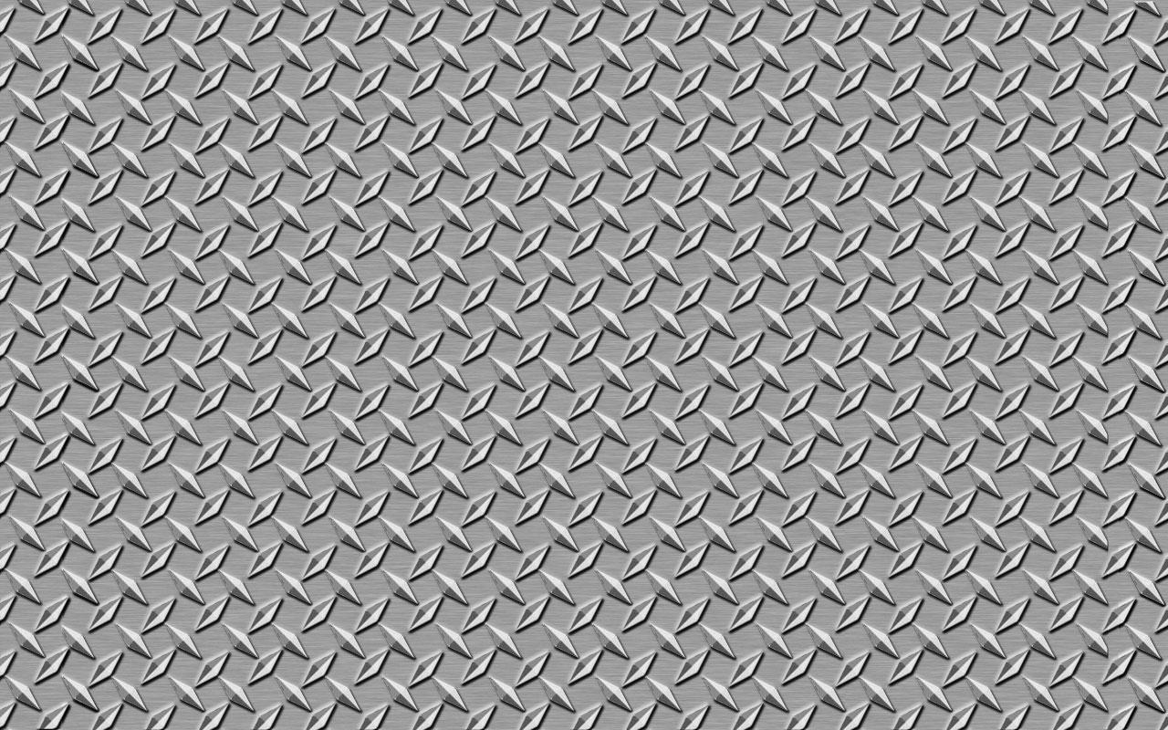diamond metal plate by techii customization wallpaper other 2008 2015 1280x800
