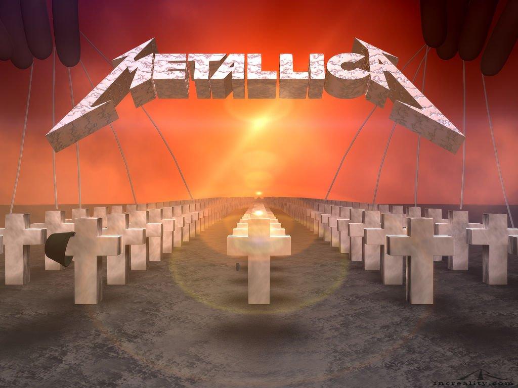 Free Download Metallica Master Of Puppets Wallpaper Metallica