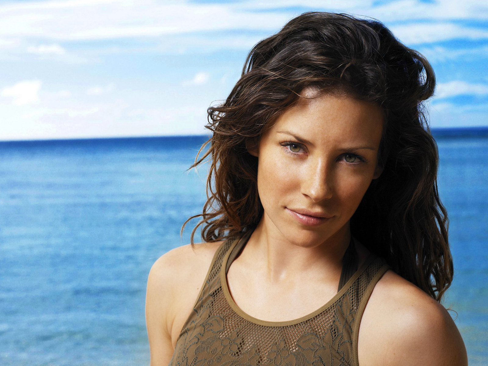 Evangeline Lilly 3 wallpapers Evangeline Lilly 3 stock photos 1600x1200
